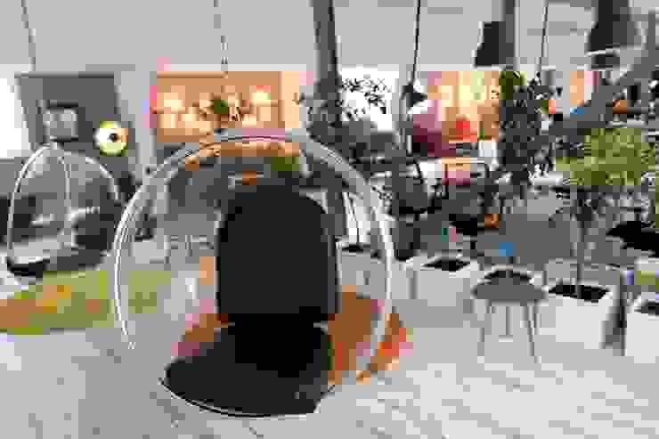 Ivy's Design - Interior Designer aus Berlin Modern conservatory Plastic Transparent