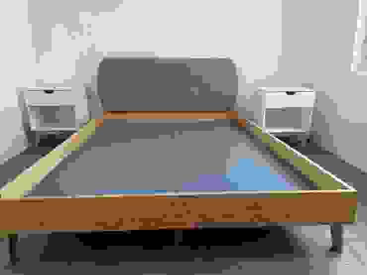 L´ ATELIERA BedroomBeds & headboards Wood White