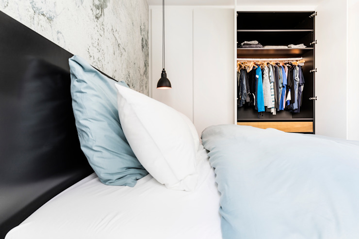 BESPOKE GmbH // Interior Design & Production Modern Yatak Odası