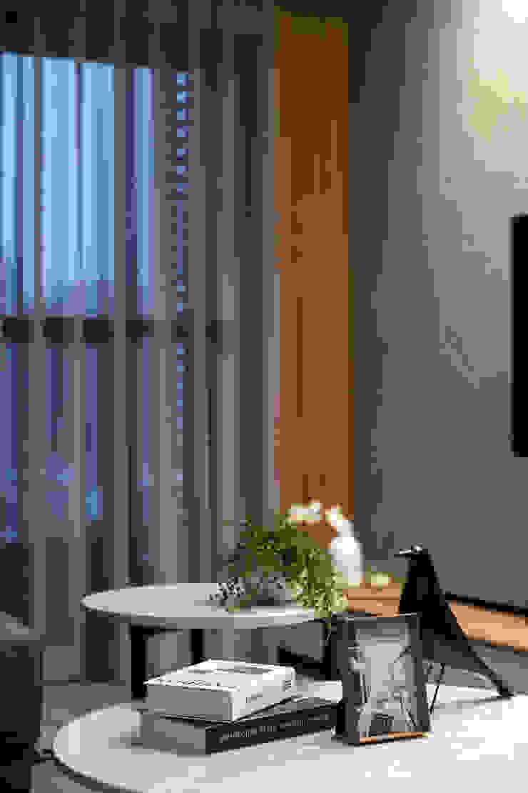 客廳: 斯堪的納維亞  by Moooi Design 驀翊設計, 北歐風