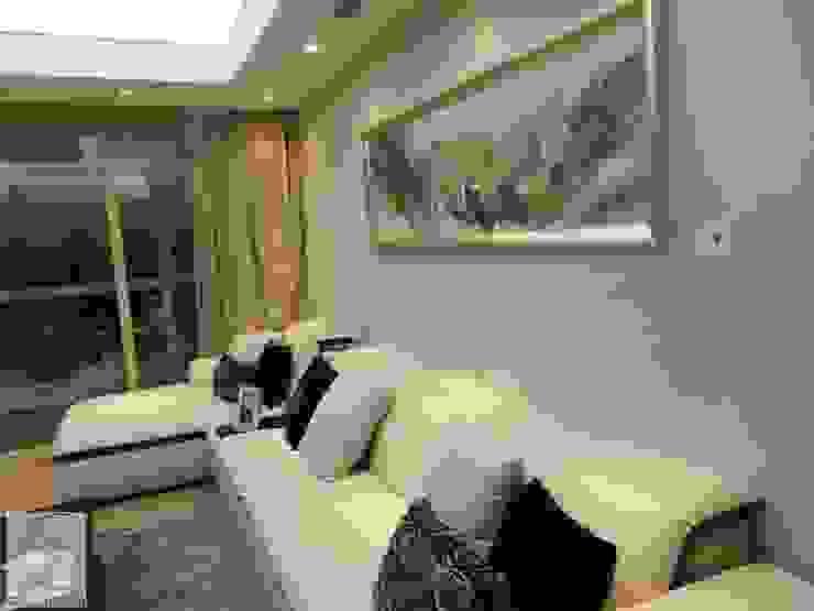 Cassia Espada Arquitetura e Interiores Living room