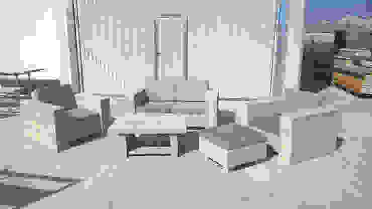 Nice ( 2 seats ) by SEROGU Enterprise SL Wood Wood effect