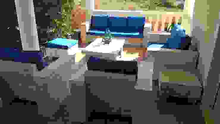 Nice ( 3 seats ) by SEROGU Enterprise SL Wood Wood effect