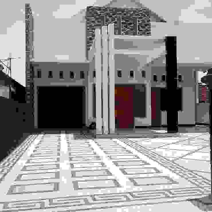 Lantai Carpot Oleh Tukang Taman Surabaya - Tianggadha-art