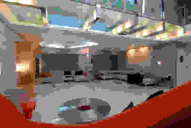 Living Room Modern living room by Jeearch Associate Modern