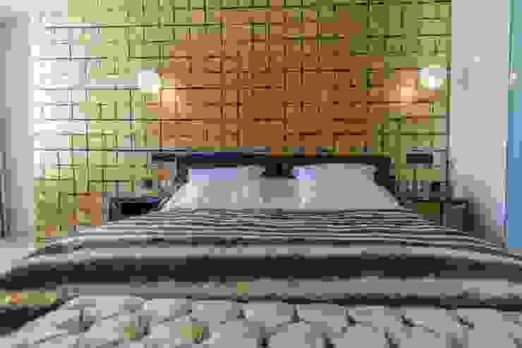 Dormitorios de estilo moderno de Goian Moderno
