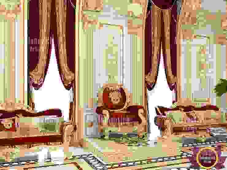 Palace interiors by Katrina Antonovich by Luxury Antonovich Design Classic
