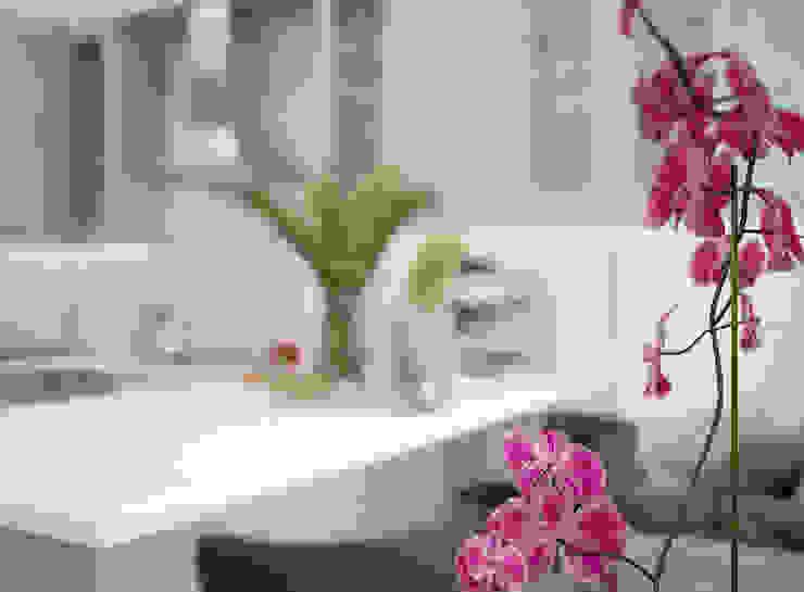 Искусство Интерьера 廚房 複合木地板 Pink