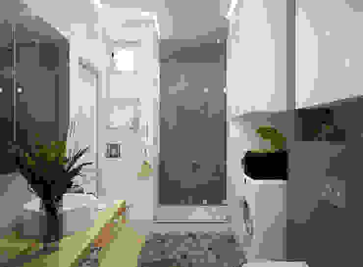 Искусство Интерьера 浴室 磁磚 Turquoise