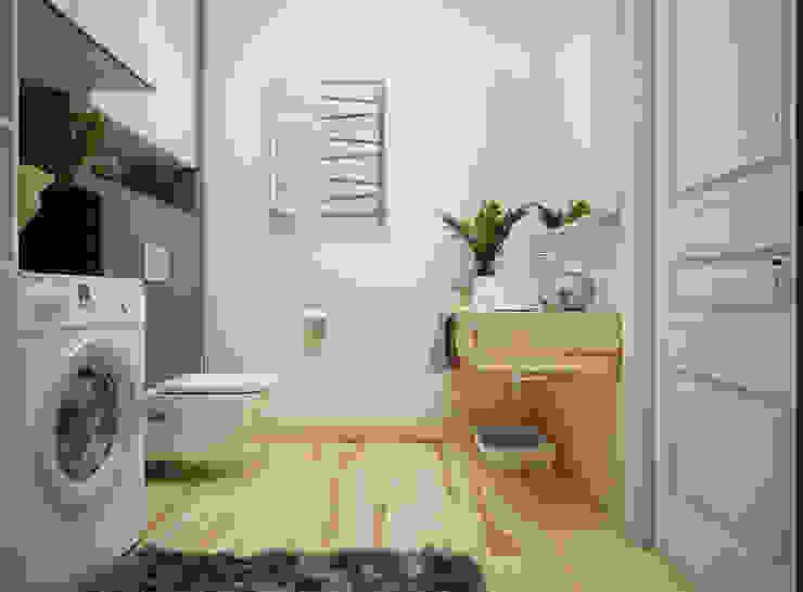 Искусство Интерьера 浴室 磁磚 White