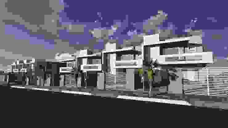 Condomínio Residencial Solaris Residence por Cláudia Legonde Moderno