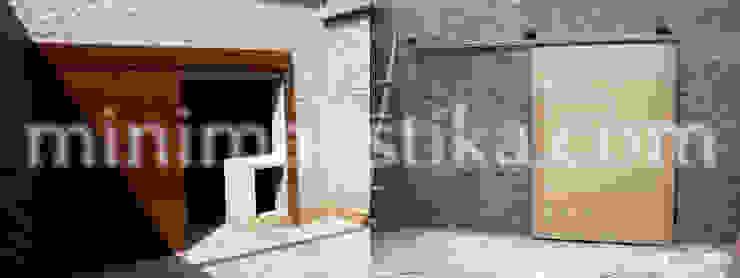 En proceso de Minimalistika.com Mediterráneo Madera Acabado en madera