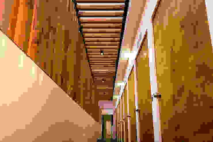 Terraza Oficinas Fuentes, Antofagasta de Estudio Intu Moderno