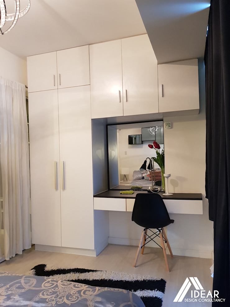Sofisticato at Azure Urban Residences, Paranaque City Modern style bedroom by Idear Architectural Design Consultancy Modern