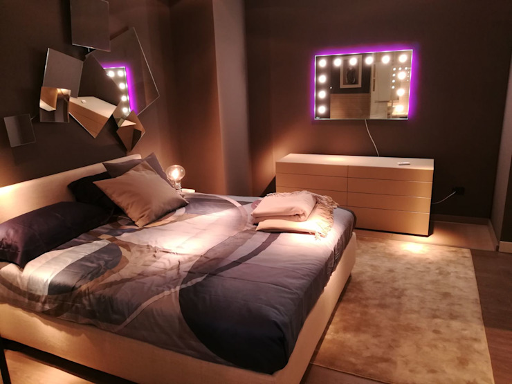 Modern style bedroom by Unica by Cantoni Modern