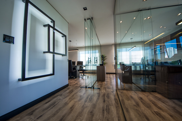 Secato Arquitetura e Interiores Office buildings