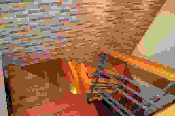 Escaleras de Dharma Arquitectura Moderno