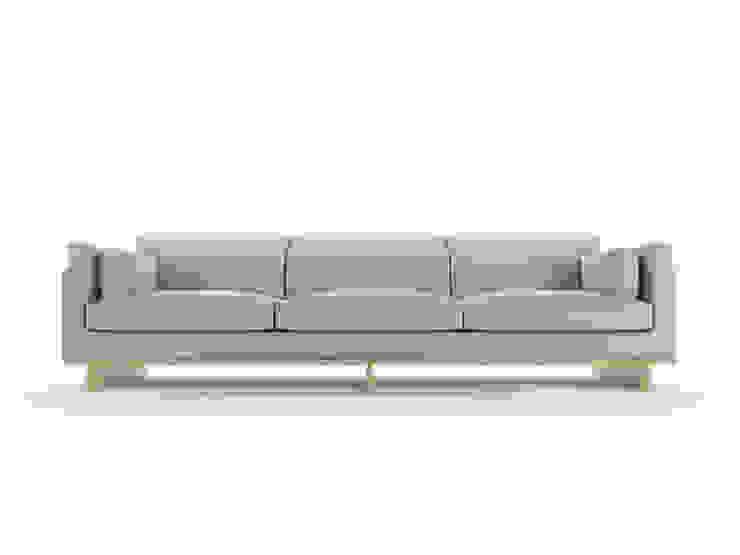 de BORAGUI - Design Studio Moderno Madera maciza Multicolor
