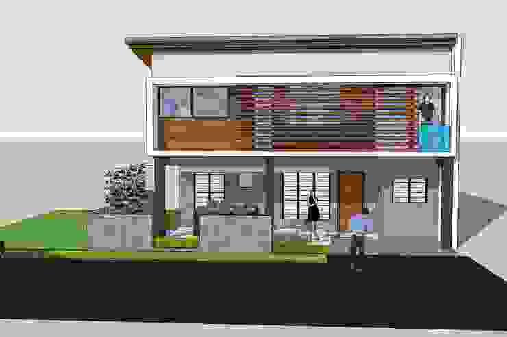 Residential Renovation by Teves.Arkitectos