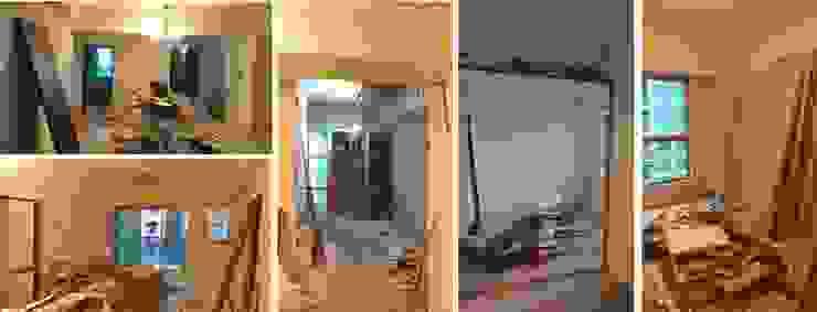 拆除工程: 斯堪的納維亞  by 寬軒室內設計工作室, 北歐風