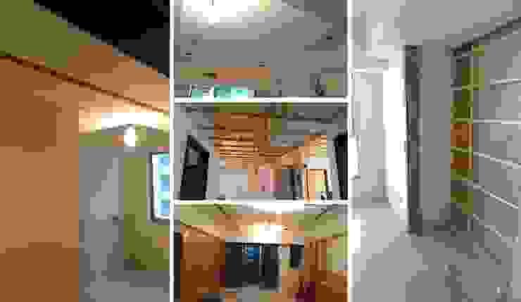 木作工程: 斯堪的納維亞  by 寬軒室內設計工作室, 北歐風
