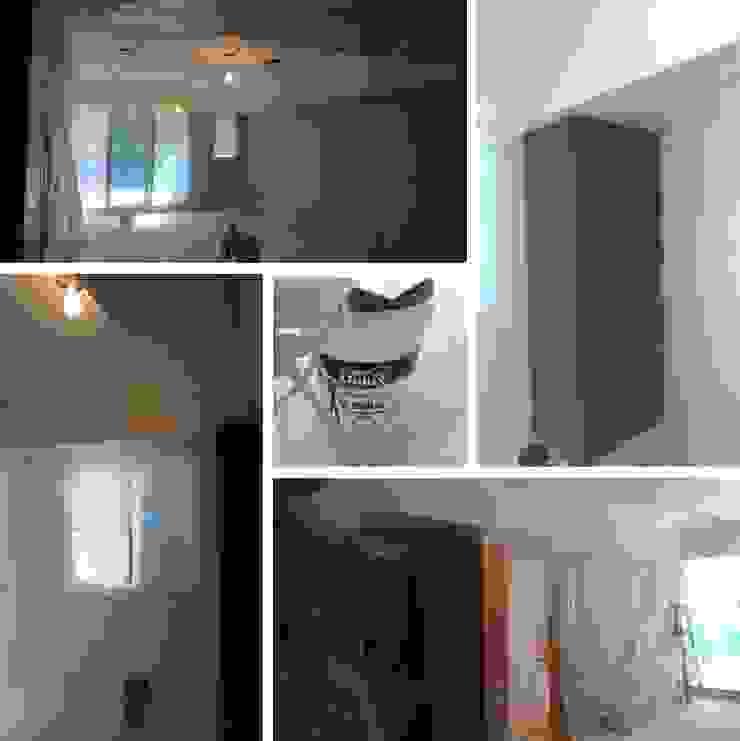 油漆工程: 斯堪的納維亞  by 寬軒室內設計工作室, 北歐風
