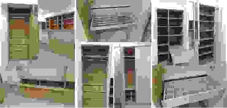 系統櫃工程: 斯堪的納維亞  by 寬軒室內設計工作室, 北歐風