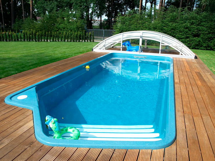 FRP Pool Classic style pool by Scube Creations Classic