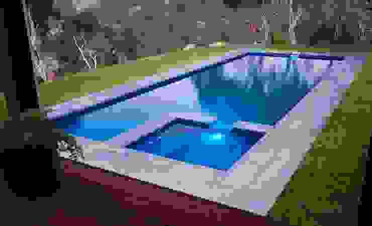 FRP Swimming Pool 根據 Scube Creations 熱帶風