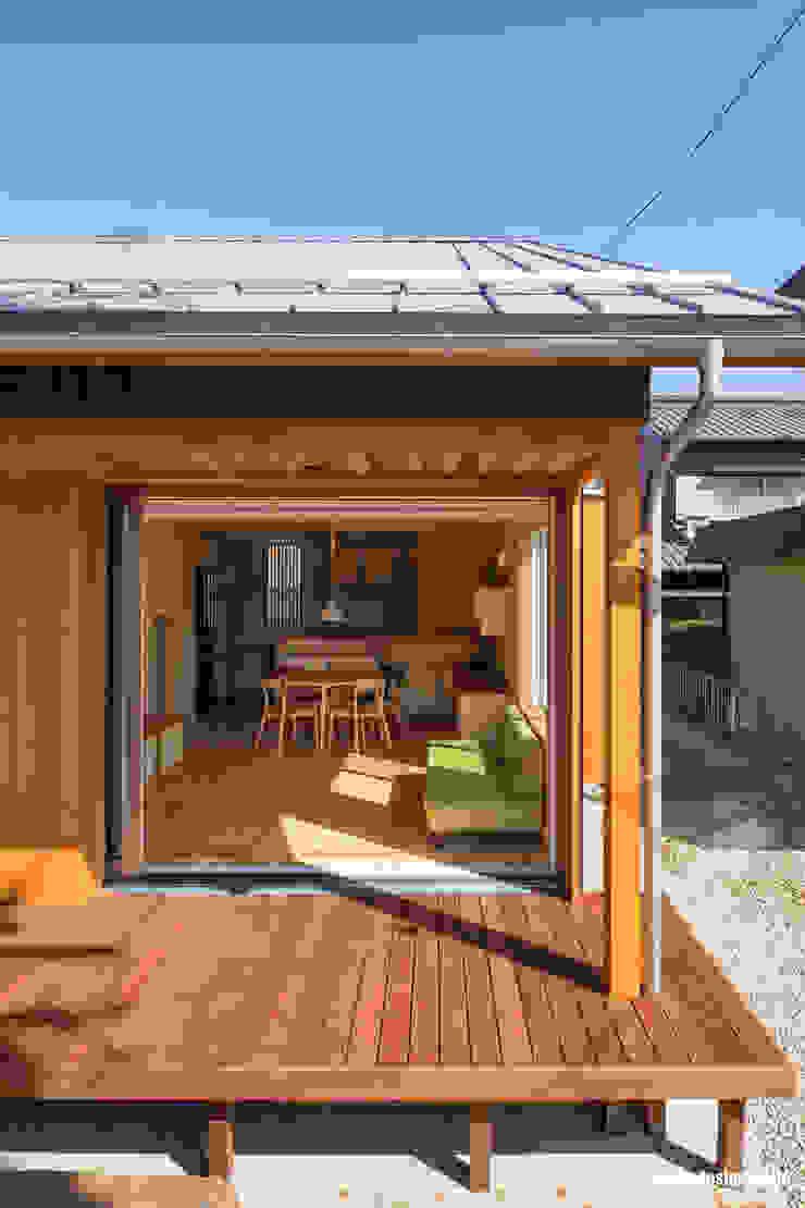 アグラ設計室一級建築士事務所 agra design room Casas de madera