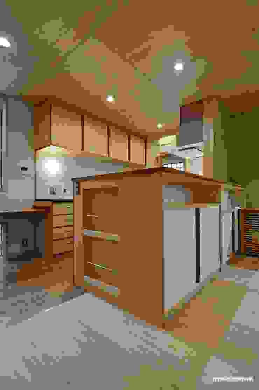 アグラ設計室一級建築士事務所 agra design room Muebles de cocinas