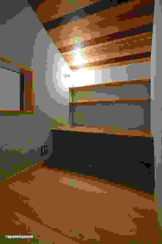 アグラ設計室一級建築士事務所 agra design room Oficinas de estilo moderno