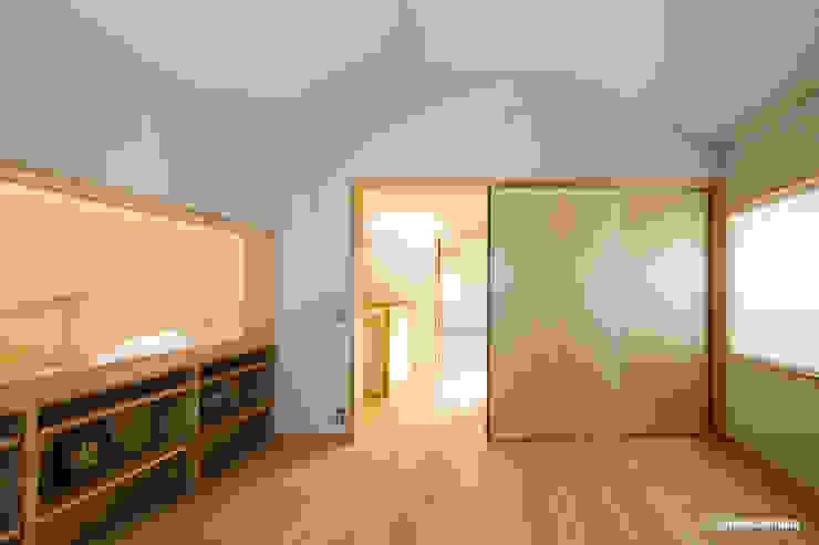 アグラ設計室一級建築士事務所 agra design room Cuartos de los chicos