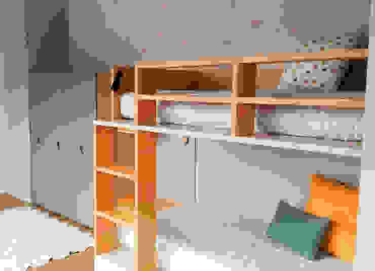 Spaziojunior Jugendzimmer Holznachbildung