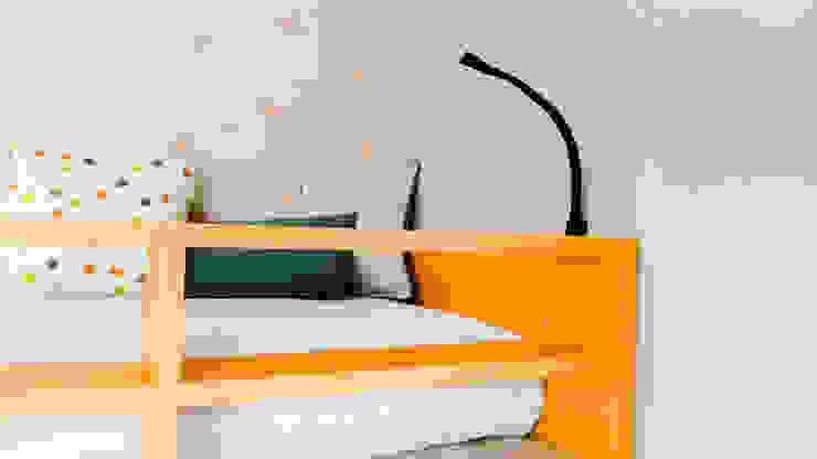 Spaziojunior Jugendzimmer Orange