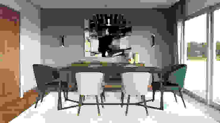 BORAGUI - Design Studio Modern Living Room
