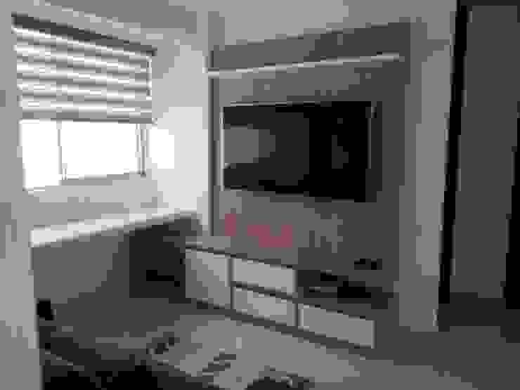 Mueble tv de TICKTO STUDIO Moderno