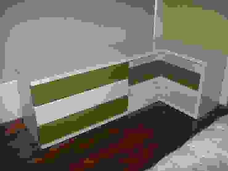 Dormitorio juvenil Romina Sirianni Habitaciones juveniles