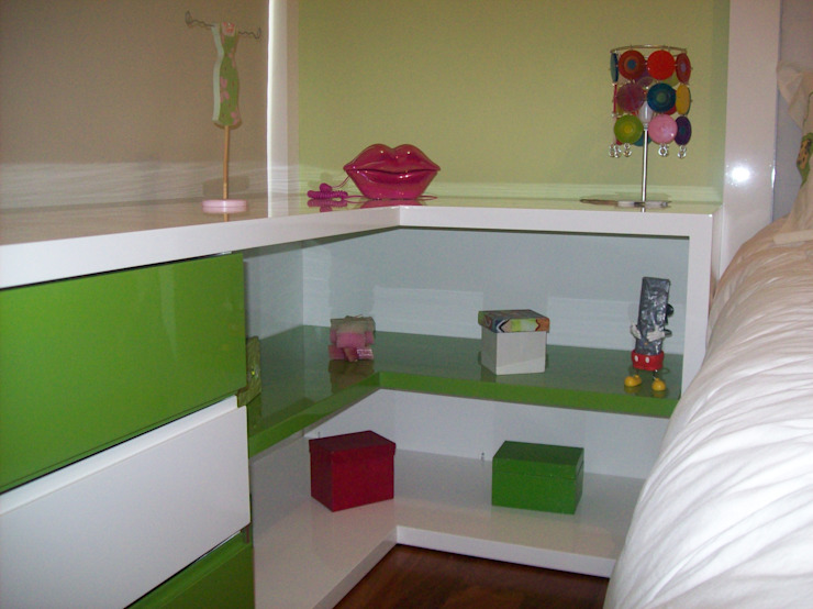 Mesa de Luz Romina Sirianni DormitoriosMesillas de noche