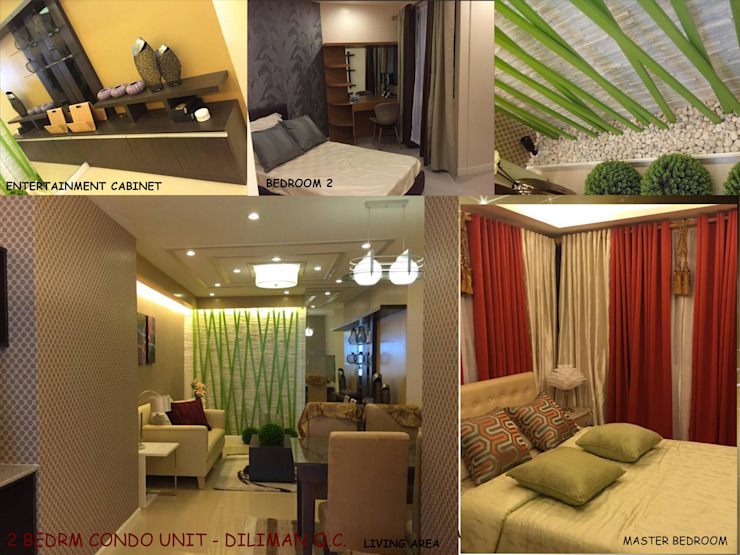 Modern Chic Interior by Gaille Interior & Decors
