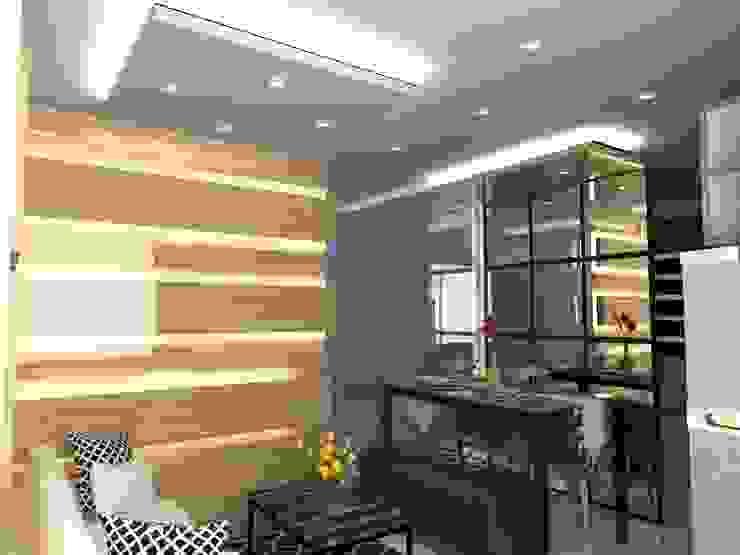 2 Bedroom Model unit by Decorealm Furniture Concepts