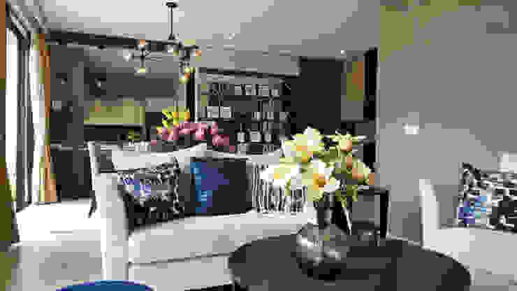 Likha Interior Living roomSofas & armchairs Black