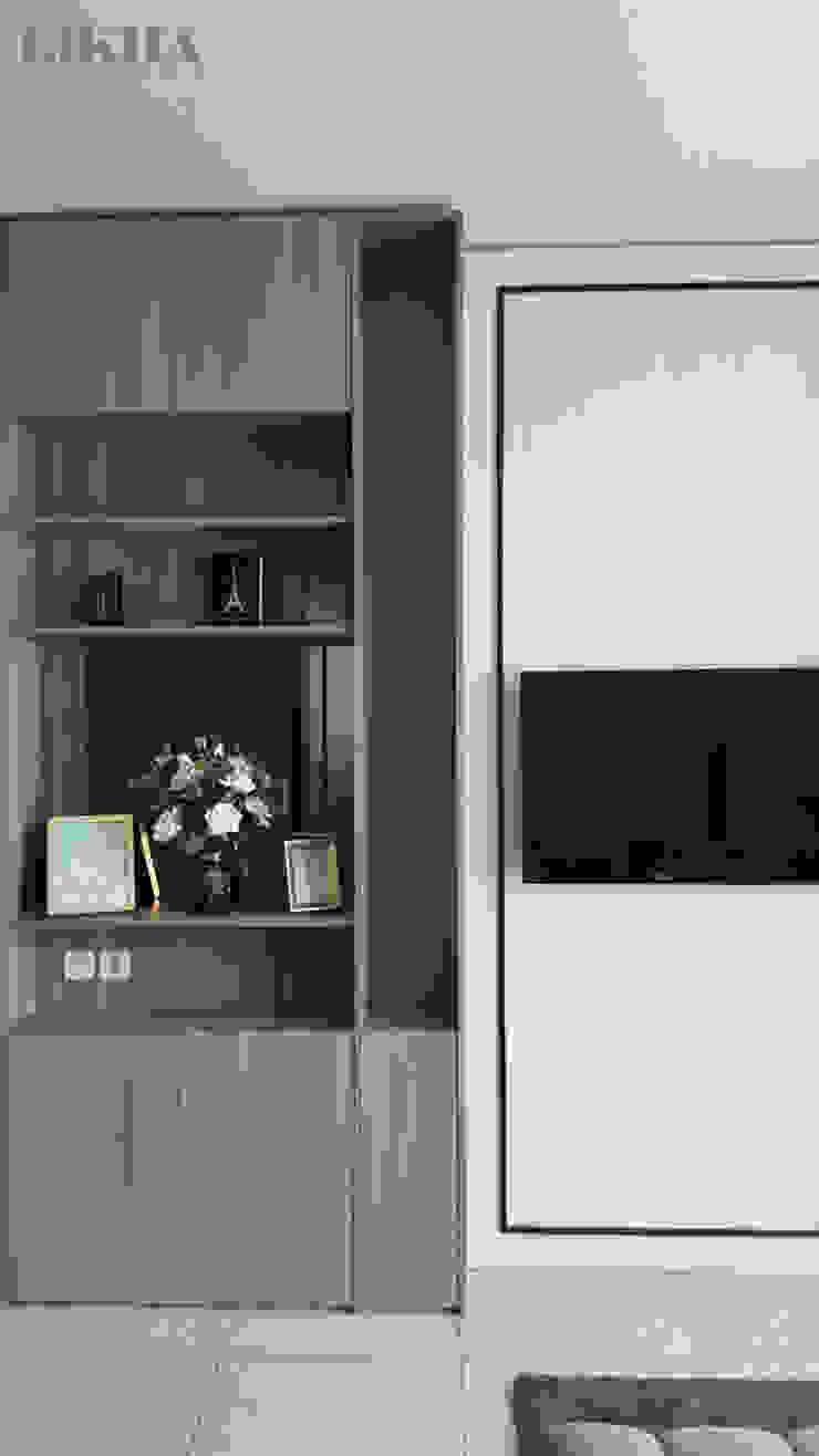 Likha Interior BedroomAccessories & decoration Plywood Wood effect