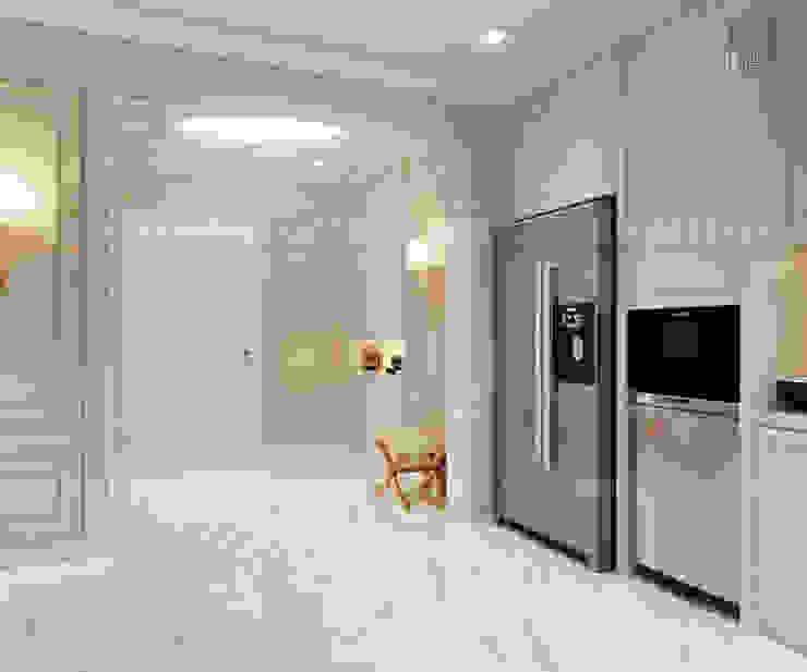 Thiết kế nội thất phong cách Tân Cổ Điển: Nội thất chất lượng – Cuộc sống đẳng cấp bởi ICON INTERIOR Kinh điển