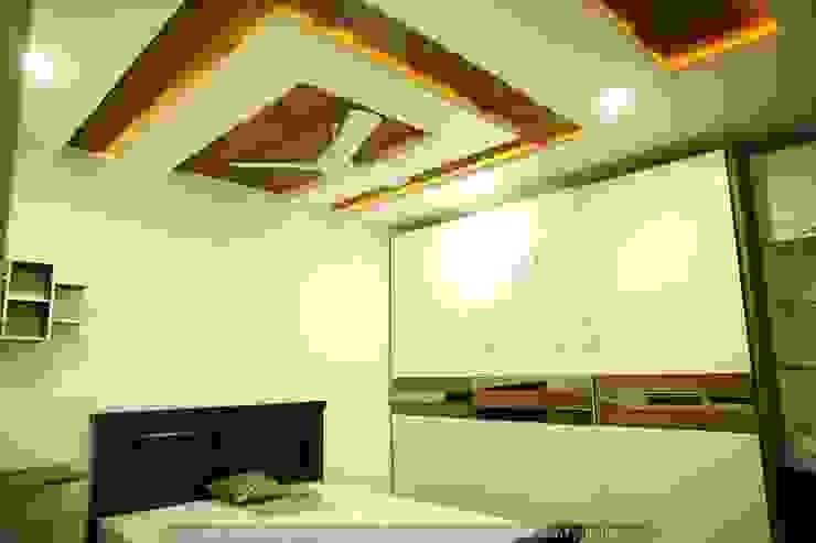 根據 Meticular Interiors LLP 現代風