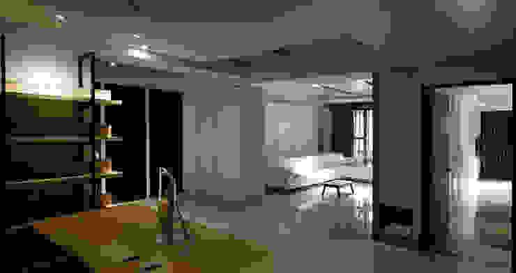 白色意境 根據 愛上生活室內設計 古典風
