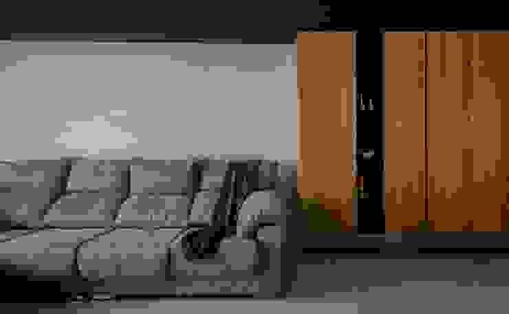 輕工業裡的北歐 根據 愛上生活室內設計 北歐風