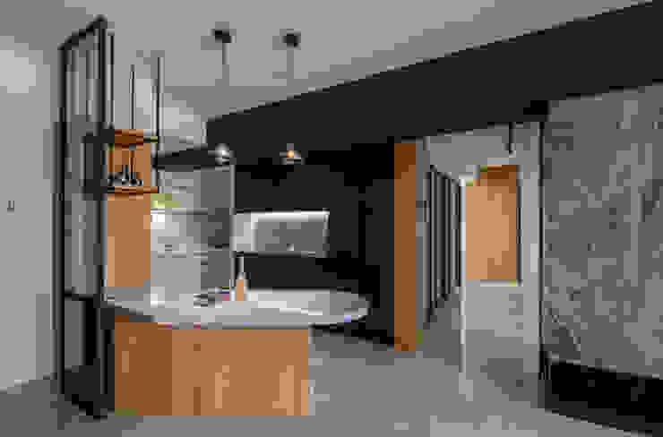 Scandinavian style dining room by 愛上生活室內設計 Scandinavian