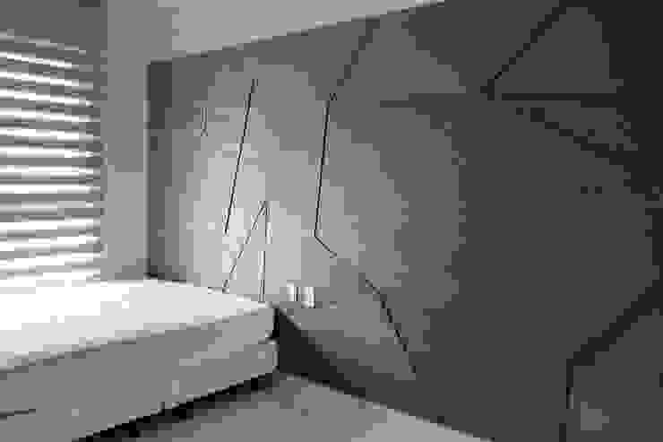 白色意境 根據 愛上生活室內設計 現代風