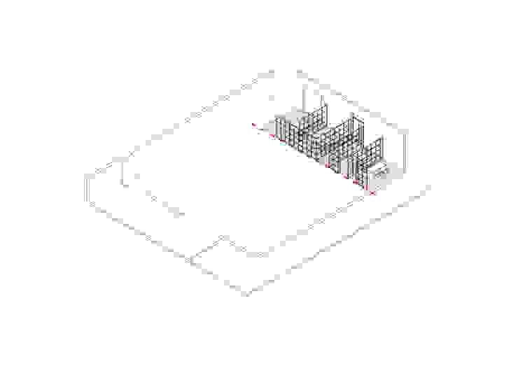 modern  by gOO Arquitectos, Modern